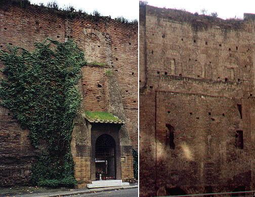 Castro pretorio for Affitto appartamento castro pretorio roma
